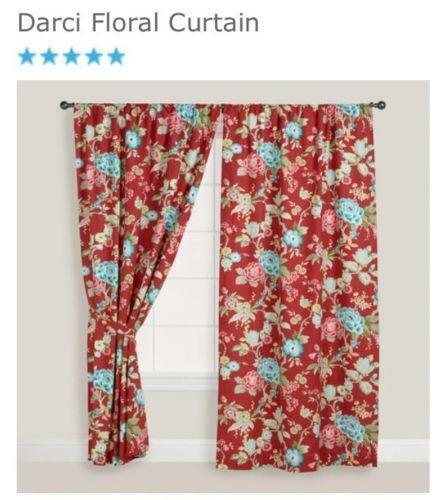 World Market Curtains Ebay