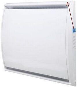 chauffage radiateur electrique 1000w inertie coeur fonte programmable neuf 03 ebay. Black Bedroom Furniture Sets. Home Design Ideas