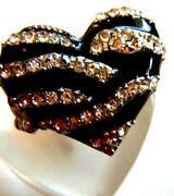 Large Metal Rings