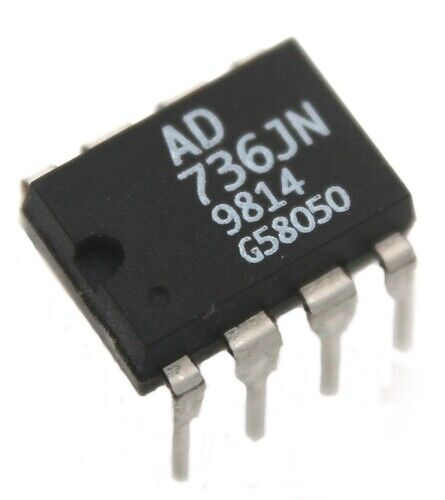 AD736JN Analog Devices, Operational Amplifier -,