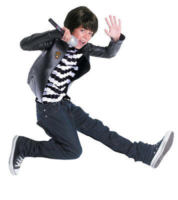 Shane Halloween Costume (Kid's Shane Gray Final Jam Classic Costume sz)