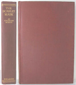 1926-THE-SCARLET-MASK-AUSTRALIAN-BUSHRANGER-ADVENTURE-CRIME-BY-CHARLES-RODDA