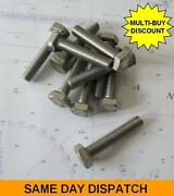 Stainless Steel Bolts M10