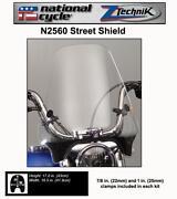 Harley Street Bob Windshield
