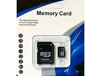 Micro Sd Card 64Gb class 10. Brand New