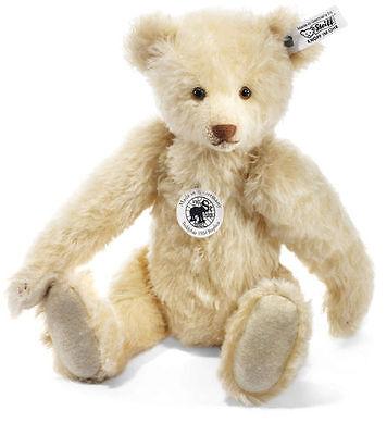 Steiff Teddybär 1934 402999 inkl. Zertifikat aus Mohair Teddy Neu & Ovp
