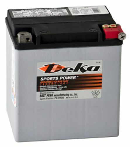 Deka ETX30L Battery - OEM Brand New 2 Day Express Delivery
