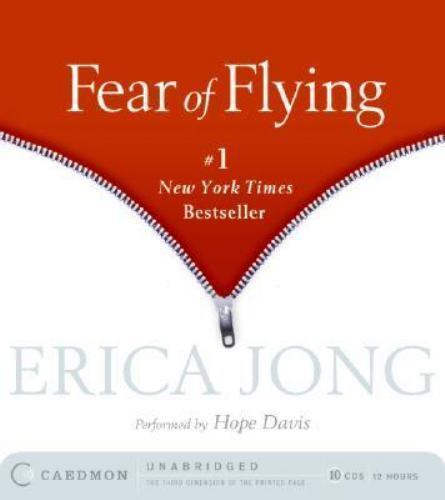 Fear of Flying by Erica Jong Hope Davis 10 CD Unabridged Audiobook 1