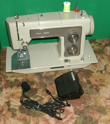 Kenmore Sewing Machine EBay Magnificent Kenmore Sewing Machine 385 Price