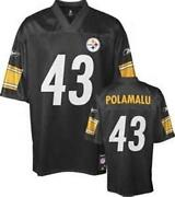 Steelers Jersey Polamalu