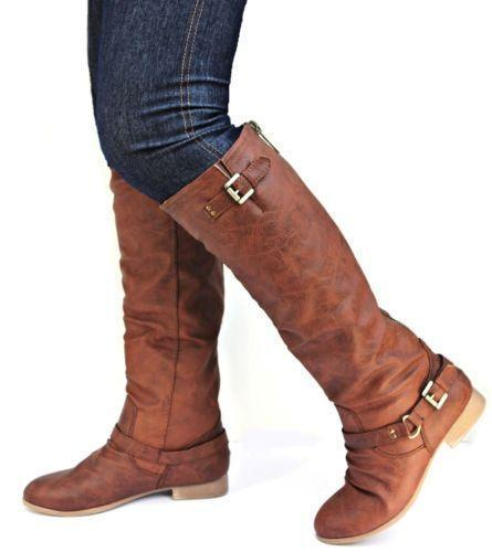 4b12f446f1c Black Brown Riding Boots