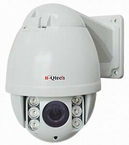 B-Qtech 4inch HD Outdoor Home Security Surveillance Video Dome
