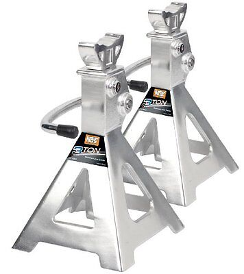Aluminum Jack Stands (3 Ton Aluminum Ratcheting Jack Stands [pair] (najs3t) )