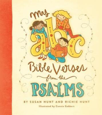 My ABC Bible Verses from the Psalms by Susan Hunt: New