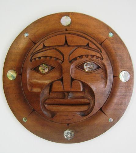 Haida carving ebay