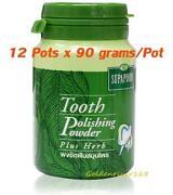 Thai Toothpaste