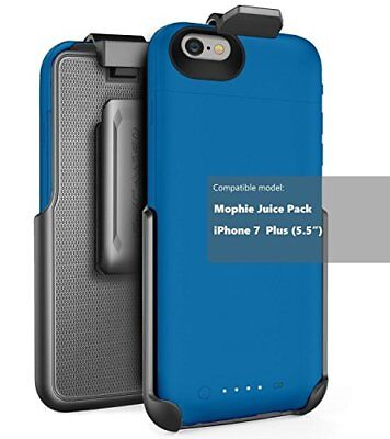 Купить Encased - Belt Clip Holster for Mophie Juice Pack Battery Case - iPhone 7 Plus (5.5)