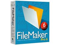 I AM IN MEED OF SOME HELP WITH FILEMAKER PRO 6