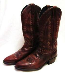 dan post mens cowboy boots used