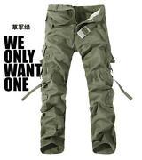 Mens Cargo Pants 30