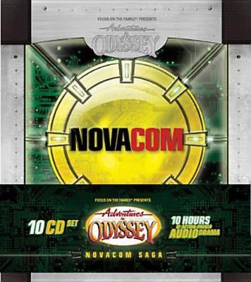 Novacom Saga: 10 Hours of Action-Packed Audio Drama by Aio Team: New