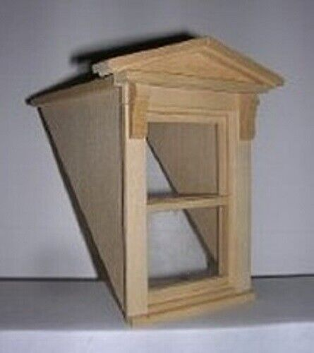AM400 - Small Dormer - Working window