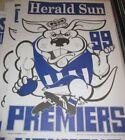 North Melbourne Kangaroos 1980s AFL & Australian Rules Football Memorabilia