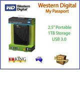 1 TB External Hard Drive USB 3