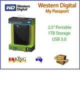 1 TB External Hard Drive USB 3