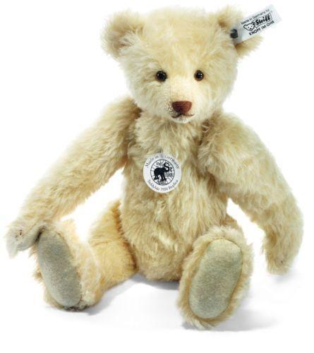 steiff teddy bear replica ebay. Black Bedroom Furniture Sets. Home Design Ideas