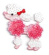 Poodle Applique