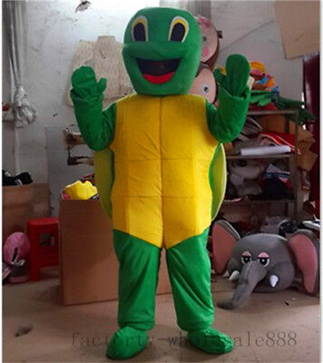 Tortoise Halloween Costume (Halloween Turtle Tortoise Mascot Costume Party Fancy Dress Birthday Adults)