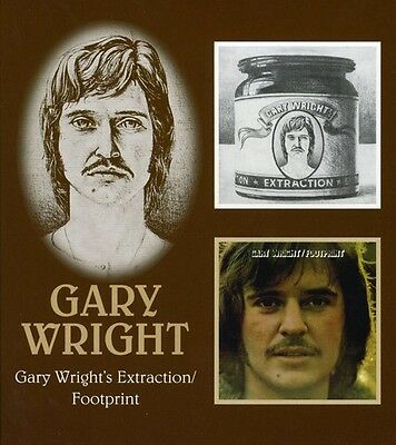 Gary Wright   Extraction   Footprint  New Cd  Rmst