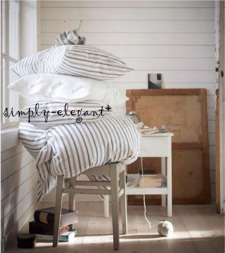 ikea duvet covers ikea hostoga white gray cotton striped duvet cover quilt cover pillowcase s