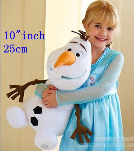 Frozen Olaf Soft Toy