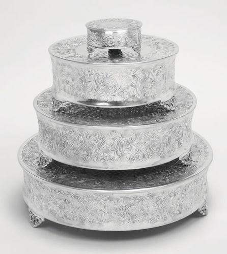 wedding cake stands wedding cake stand set ebay 25646