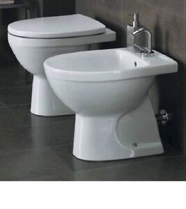 Pozzi ginori selnova 3 sanitari a terra wc bidet sedile - Vasche da bagno pozzi ginori ...