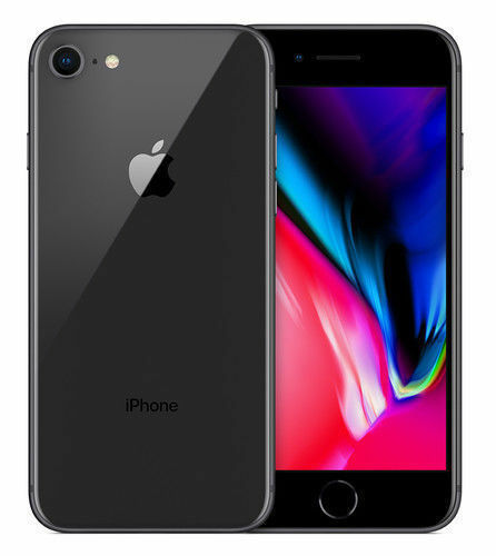 Apple iPhone 8 - 64GB - Space Gray (TracFone) A1863 (CDMA + GSM)