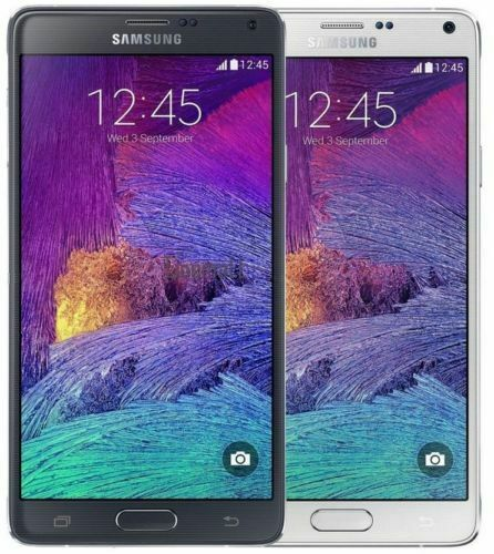 Android Phone - Samsung Galaxy Note 4 IV N910V(VERIZON-UNLOCKED)MINT CONDITION-9/10-WITH WARRANT