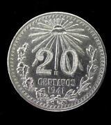 Mexico 20 Centavos