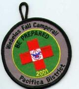 Boy Scout Be Prepared Patch