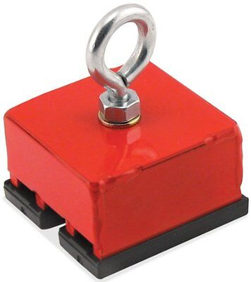Heavy-duty Retrieving And Holding Magnet 2 Length 2 Width 1 Height With Ey
