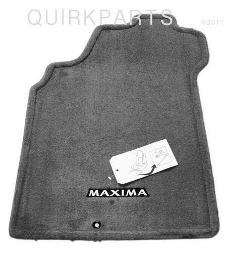 nissan maxima floor mats ebay. Black Bedroom Furniture Sets. Home Design Ideas