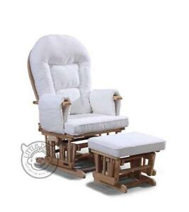 White Nursing Chair