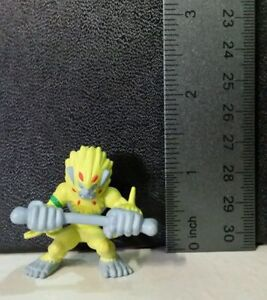 Digimon Apemon  Miniature Figure Bandai 2001 Series 3