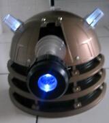 Dalek Helmet