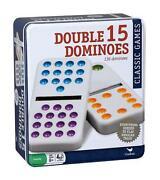 Double 15 Dominoes