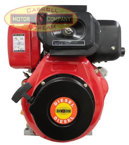 10 Hp Diesel Engine Ebay