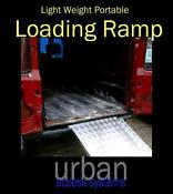 Van Loading Ramp
