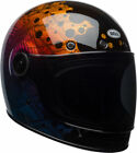 Blue Full Face Motorcycle Helmets
